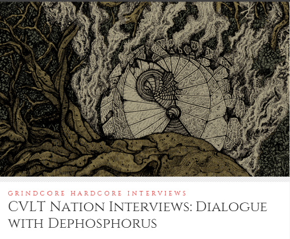 CVLT Nation Interviews: Dialogue with Dephosphorus