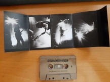 Astralaudioviolence (Live At Temple) cassette